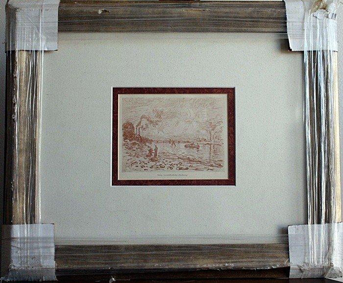 """3H: Alfred Sisley """"Canal"""""""