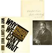 711: MARTIN LUTHER KING JR. SIGNED BOOK