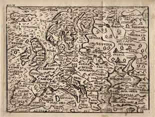 [16TH CENTURY EUROPE]