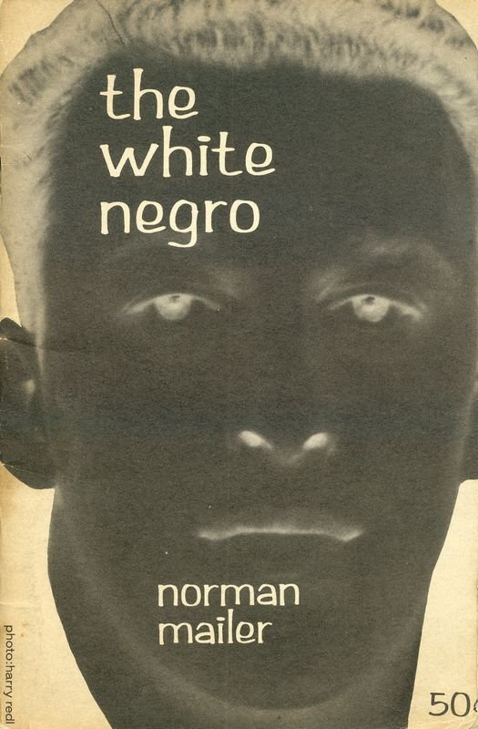 "0835: NORMAN MAILER SIGNED ""THE WHITE NEGRO"" - 3"