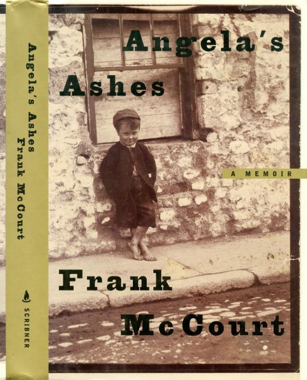 0791: FRANK MCCOURT SIGNED FIRST EDITION ANGELA'S ASHES - 3