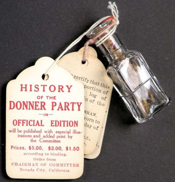 0072: ORIGINAL DONNER PARTY RELICS - 3