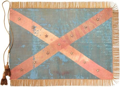244: GEORGIA PRESENTATION FLAG