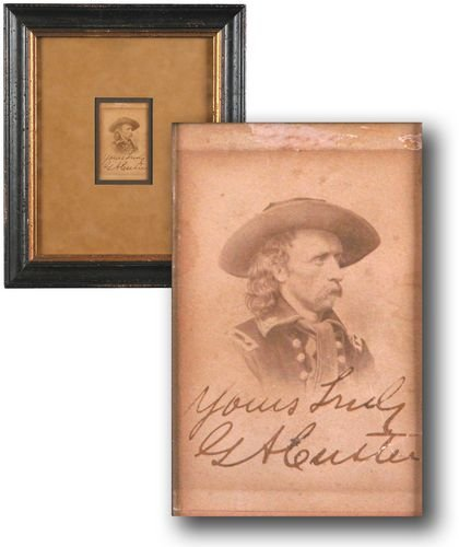 331: GEORGE ARMSTRONG CUSTER