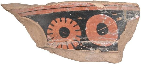 0004: ANCIENT GREEK POTSHERD