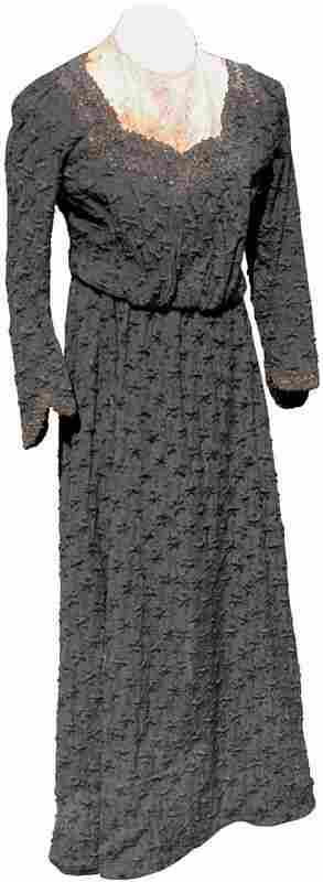 MRS. FRANCIS BLAIR'S DRESS AT LINCOLN'S FUNERAL