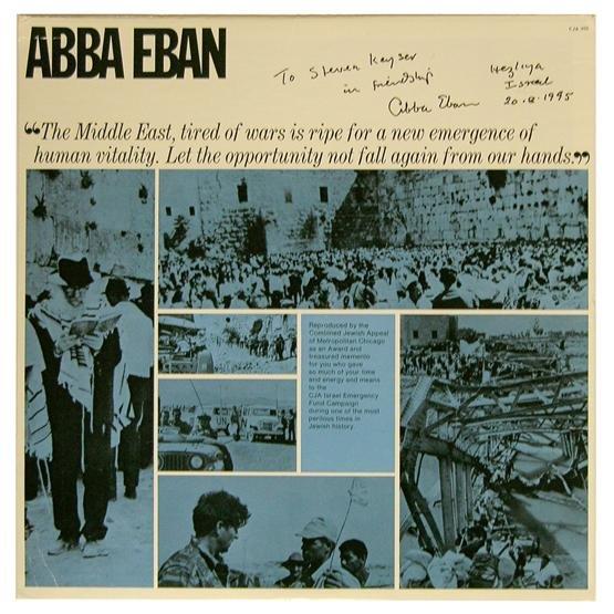 6: ABBA EBAN