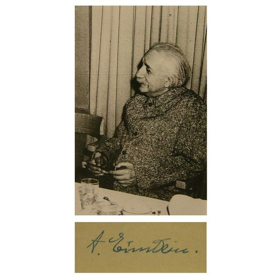 445: ALBERT EINSTEIN