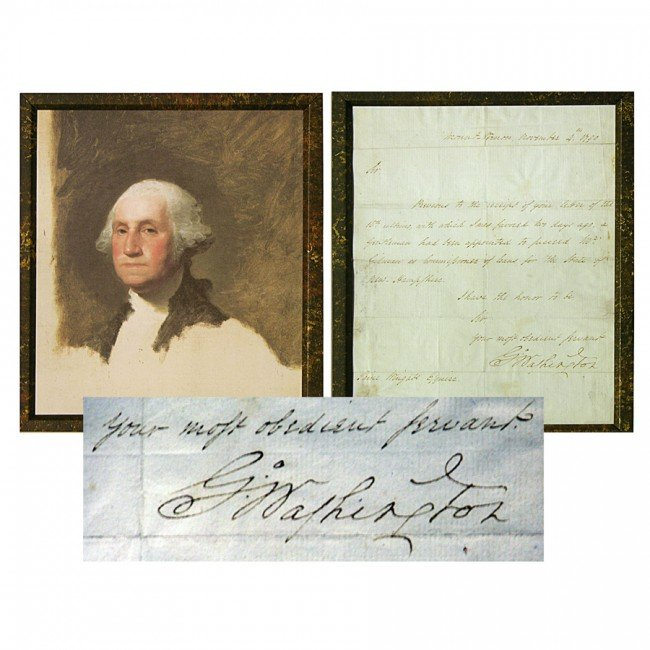 421: GEORGE WASHINGTON