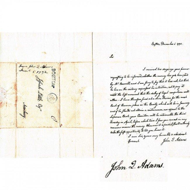 436: JOHN QUINCY ADAMS