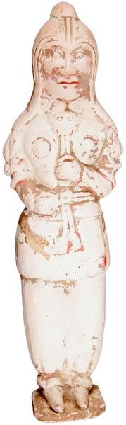 0010: SUI DYNASTY CHINESE TERRA COTTA WARRIOR