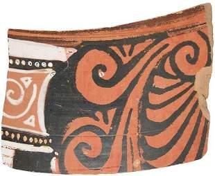 ANCIENT GREEK POTSHERD
