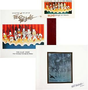 FRIZ FRELENG SIGNED LIMITED EDITION COLLECTION