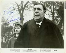 1079 LON CHANEY JR SIGNED PHOTOGRAPH FROM WITCHCRAFT
