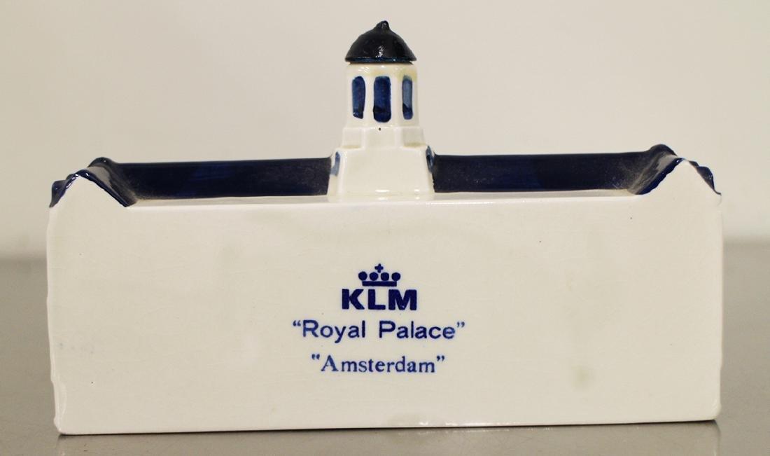 KLM ROYAL PALACE HOUSE - BOLS DELFT - 2