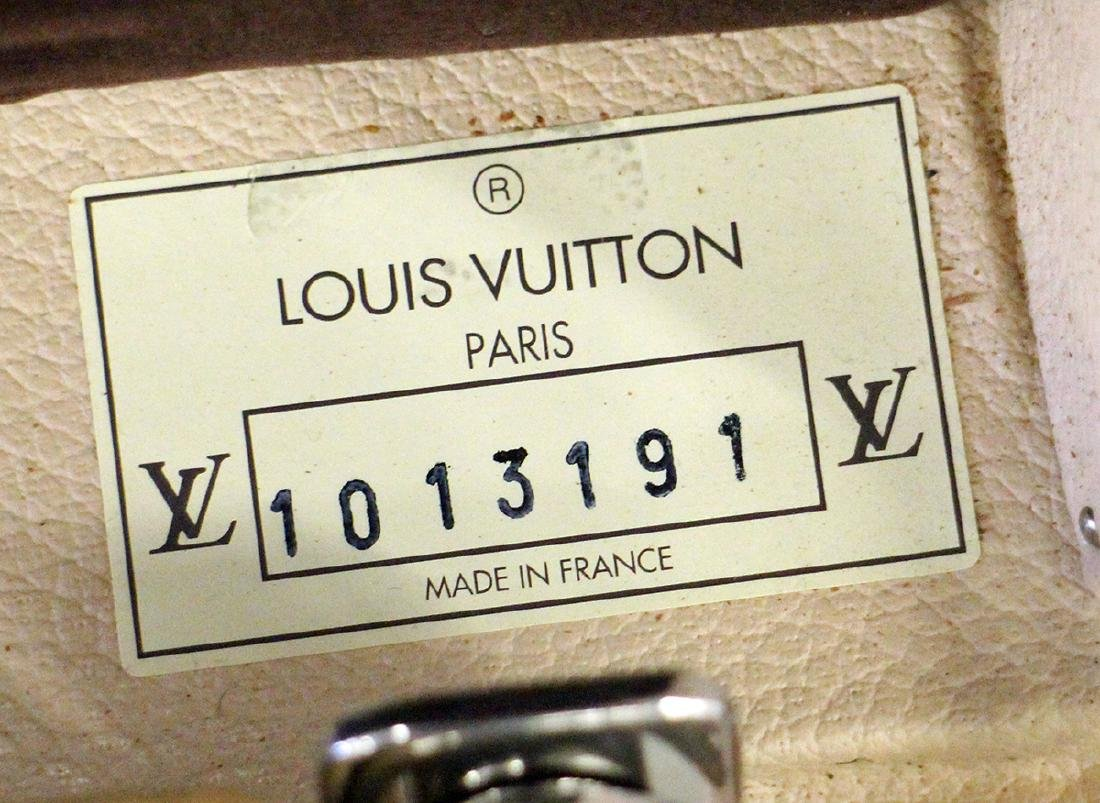 LOUIS VUITTON WARDROBE TRUNK - 8