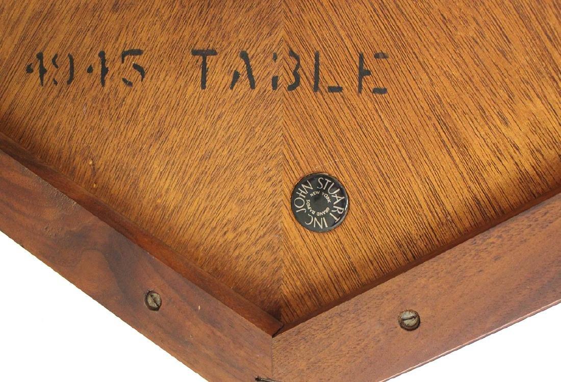 (2) JOHN STUART MID CENTURY END TABLES - 3