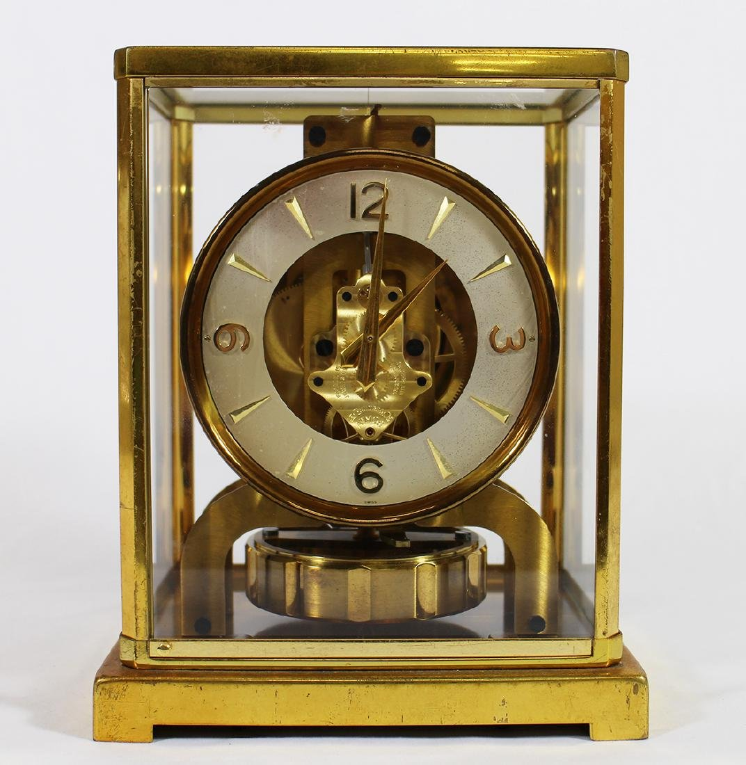 1950's LE COULTRE ATMOS CLOCK