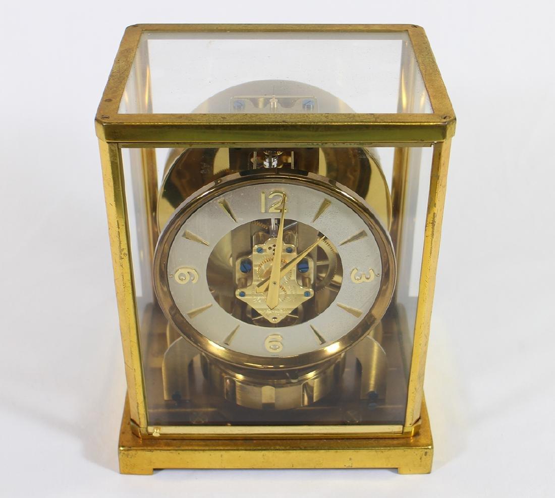 1950's LE COULTRE ATMOS CLOCK - 2
