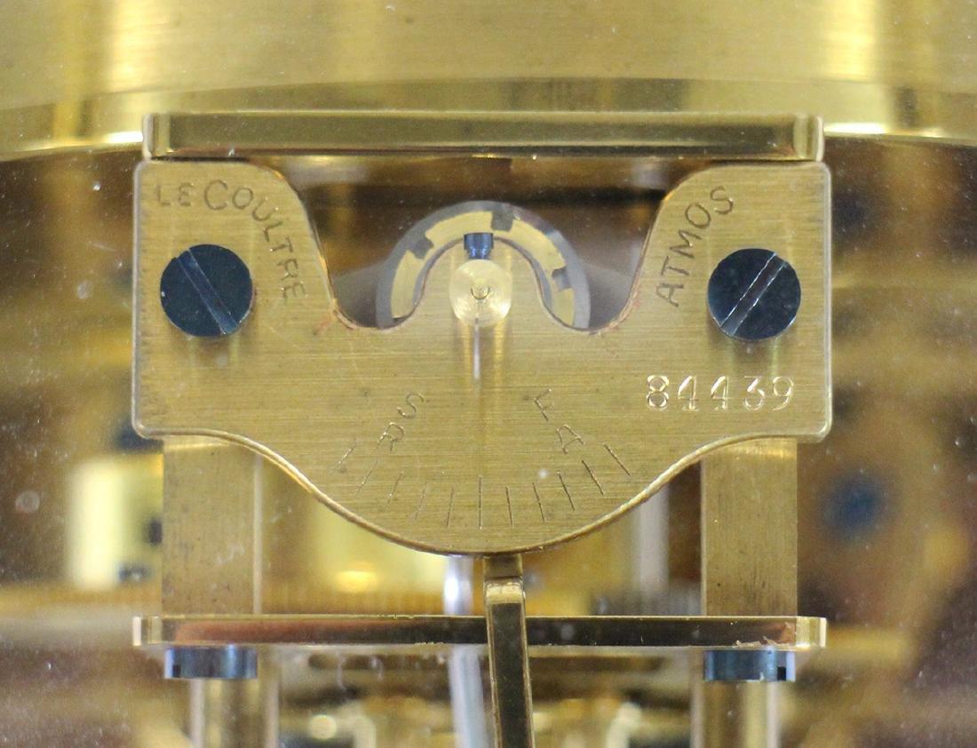 1950's LE COULTRE ATMOS CLOCK - 3