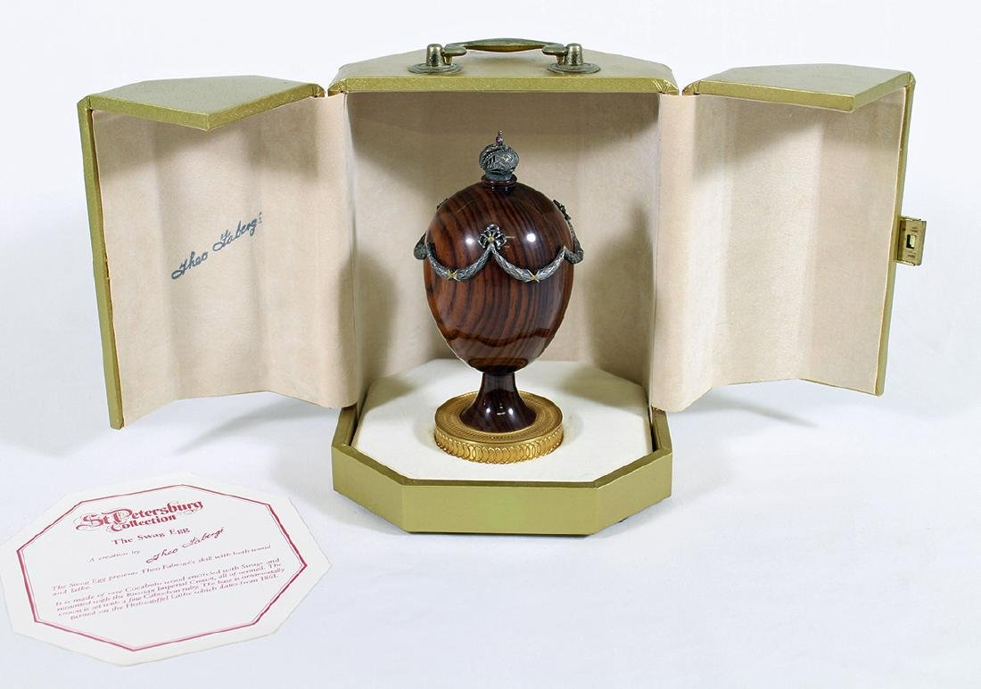 THEO FABERGE - THE SWAG EGG