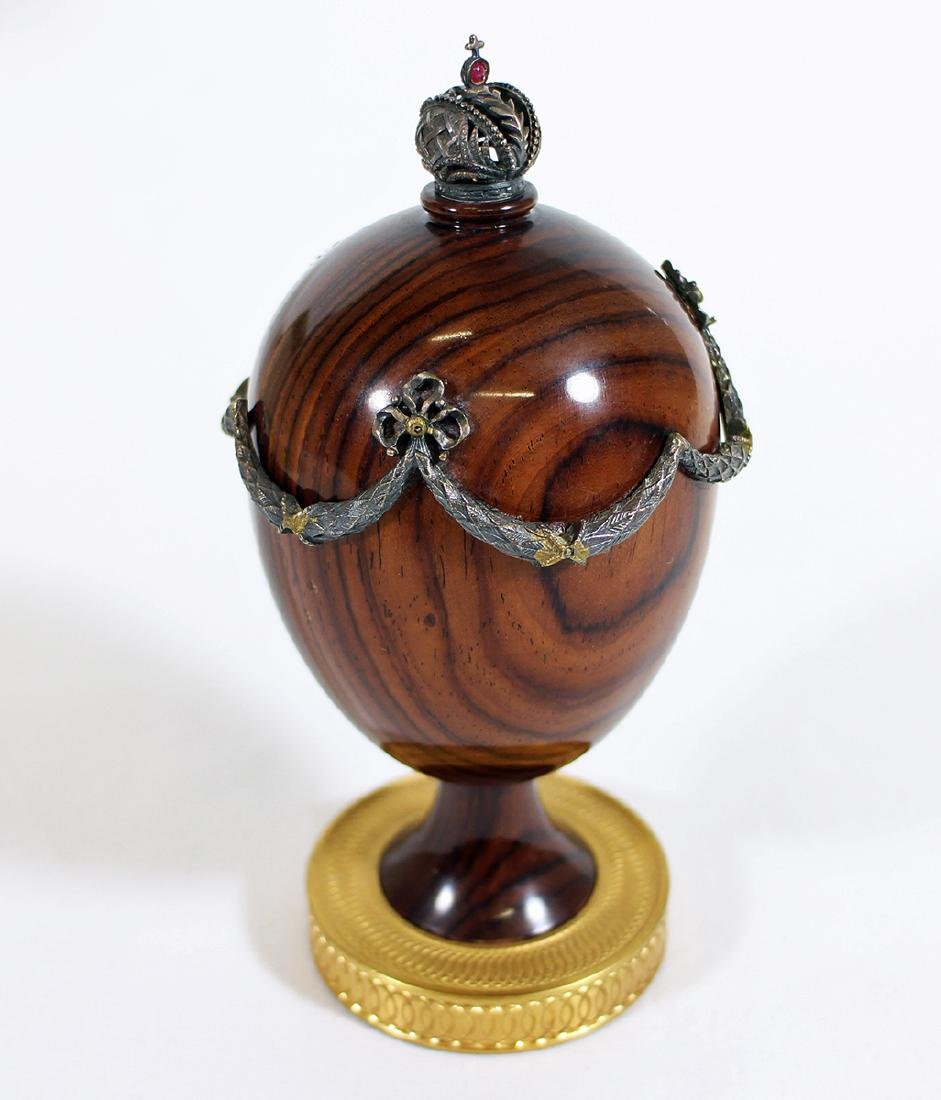 THEO FABERGE - THE SWAG EGG - 3