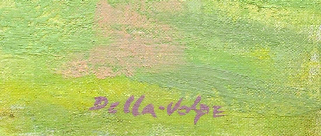 RALPH DELLA-VOLPE PAINTING - 3