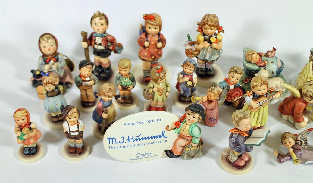(24) HUMMEL FIGURINES - 2
