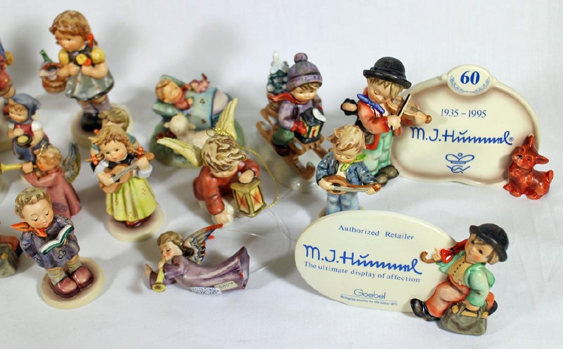 (24) HUMMEL FIGURINES - 3