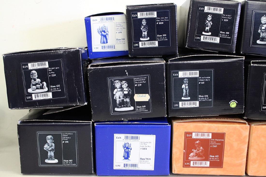 (14) GOEBEL HUMMEL FIGURINES W/ BOXES - 2