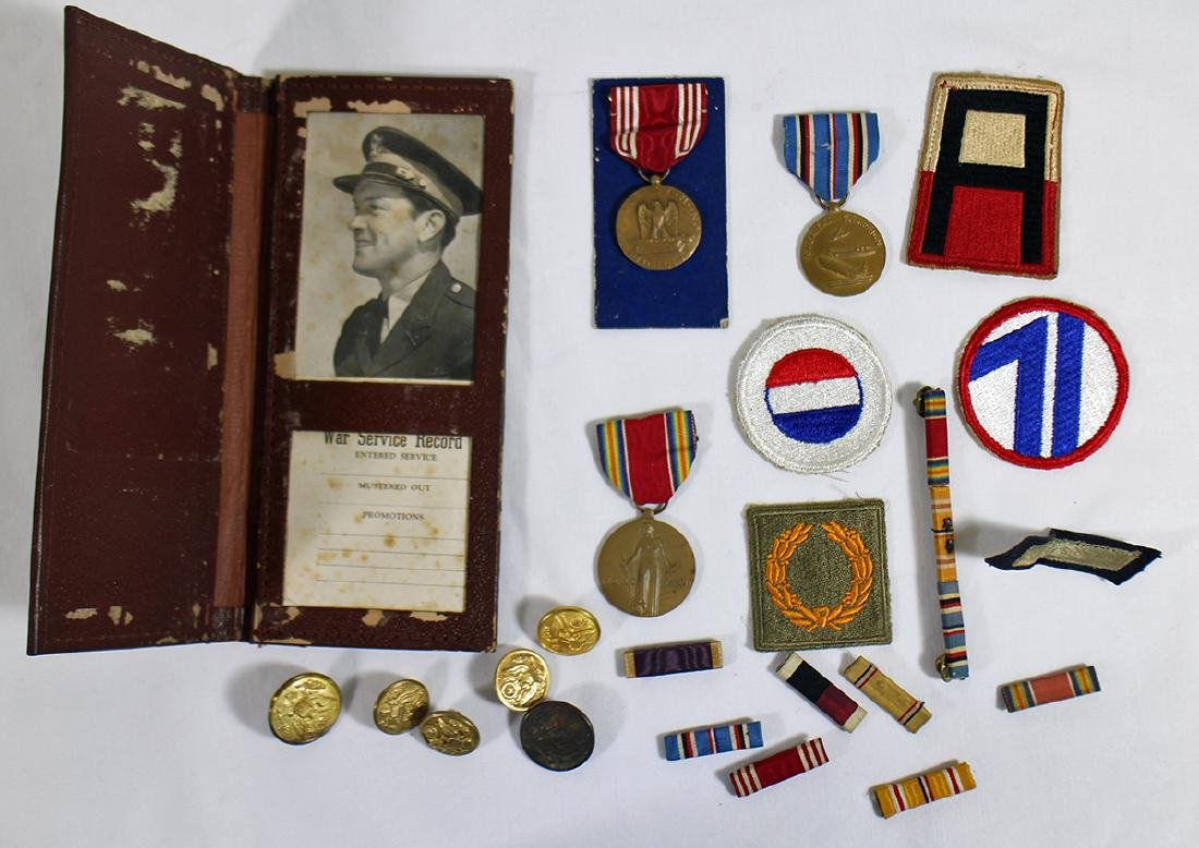 U.S. MILITARY MEDALS