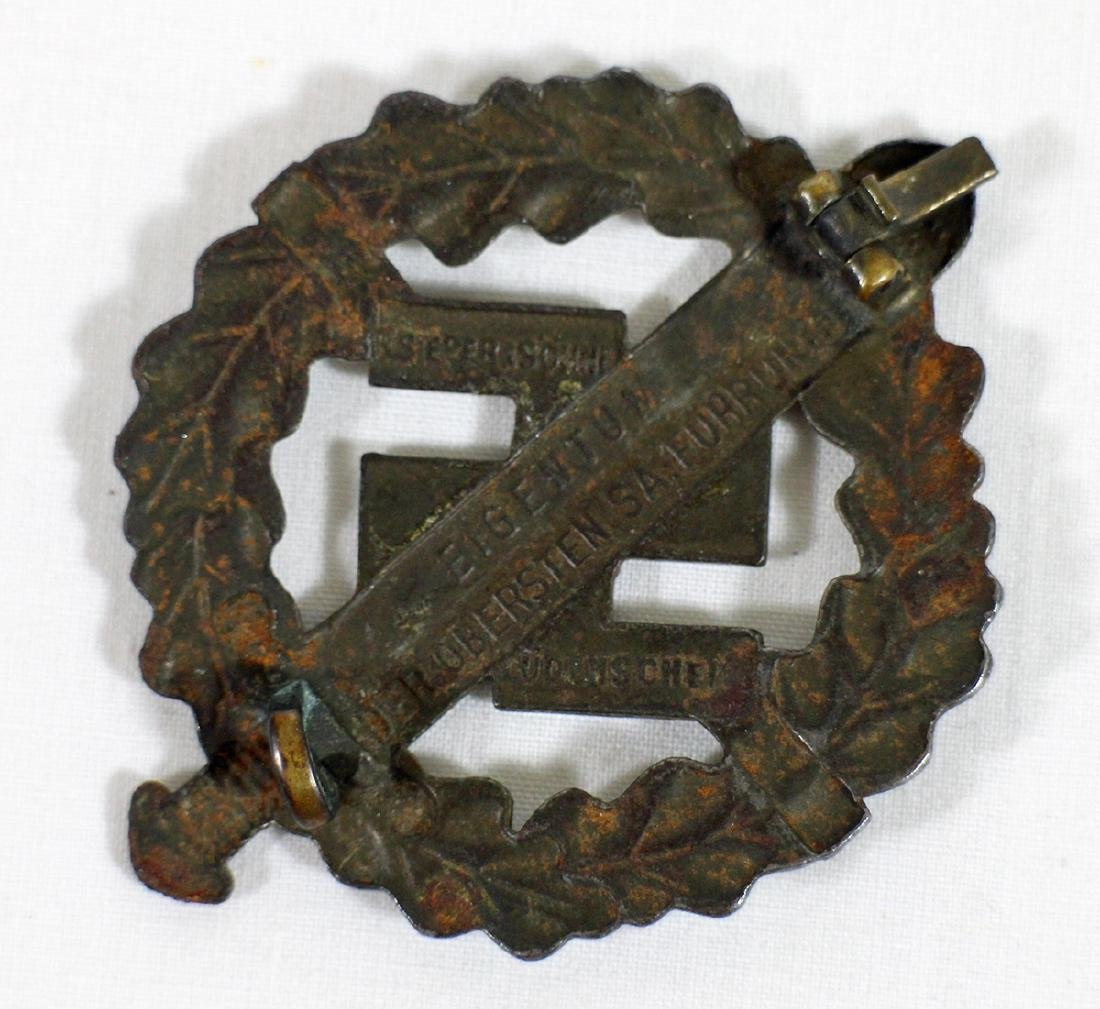 (3) WWII GERMAN NAZI MEDALS - 3