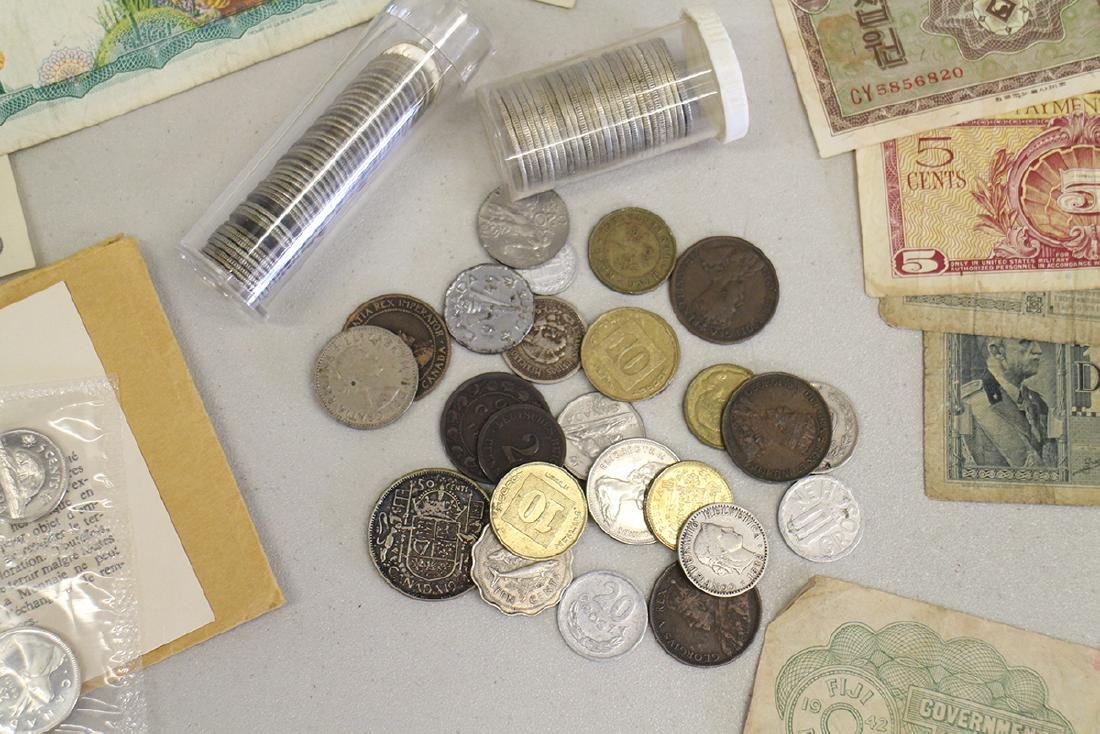 FOREIGN CURRENCY COLLECTION - 3