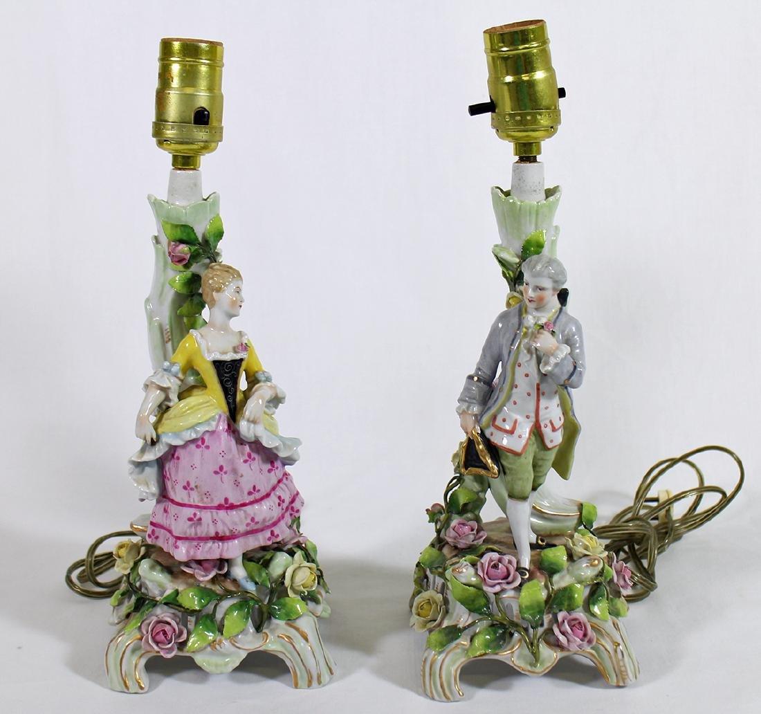 (2) VON SCHIERHOLZ LAMPS