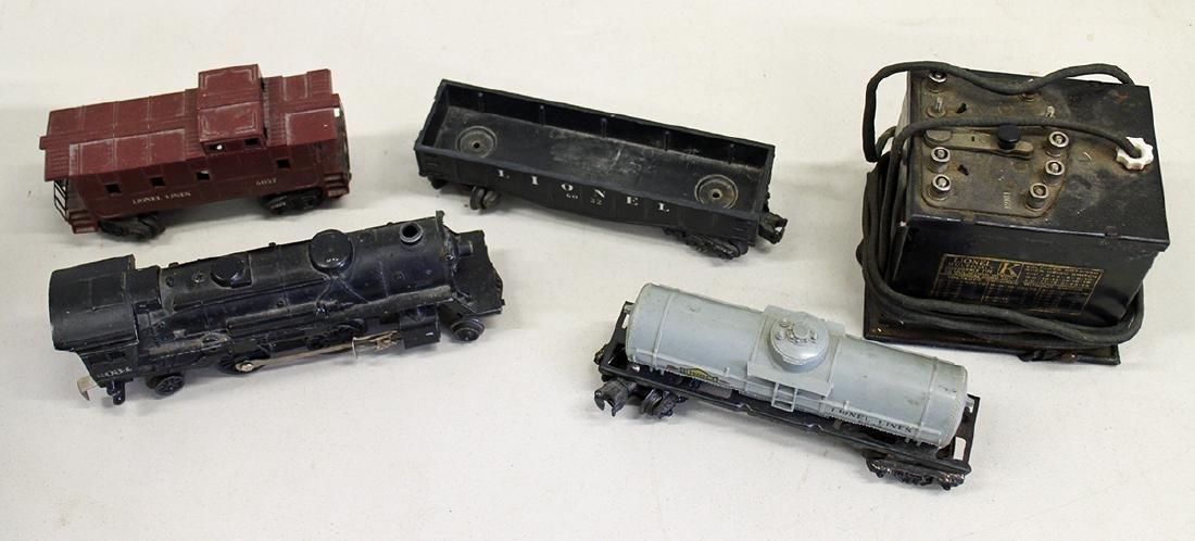 LIONEL TRAINS & TRANSFORMER - 2