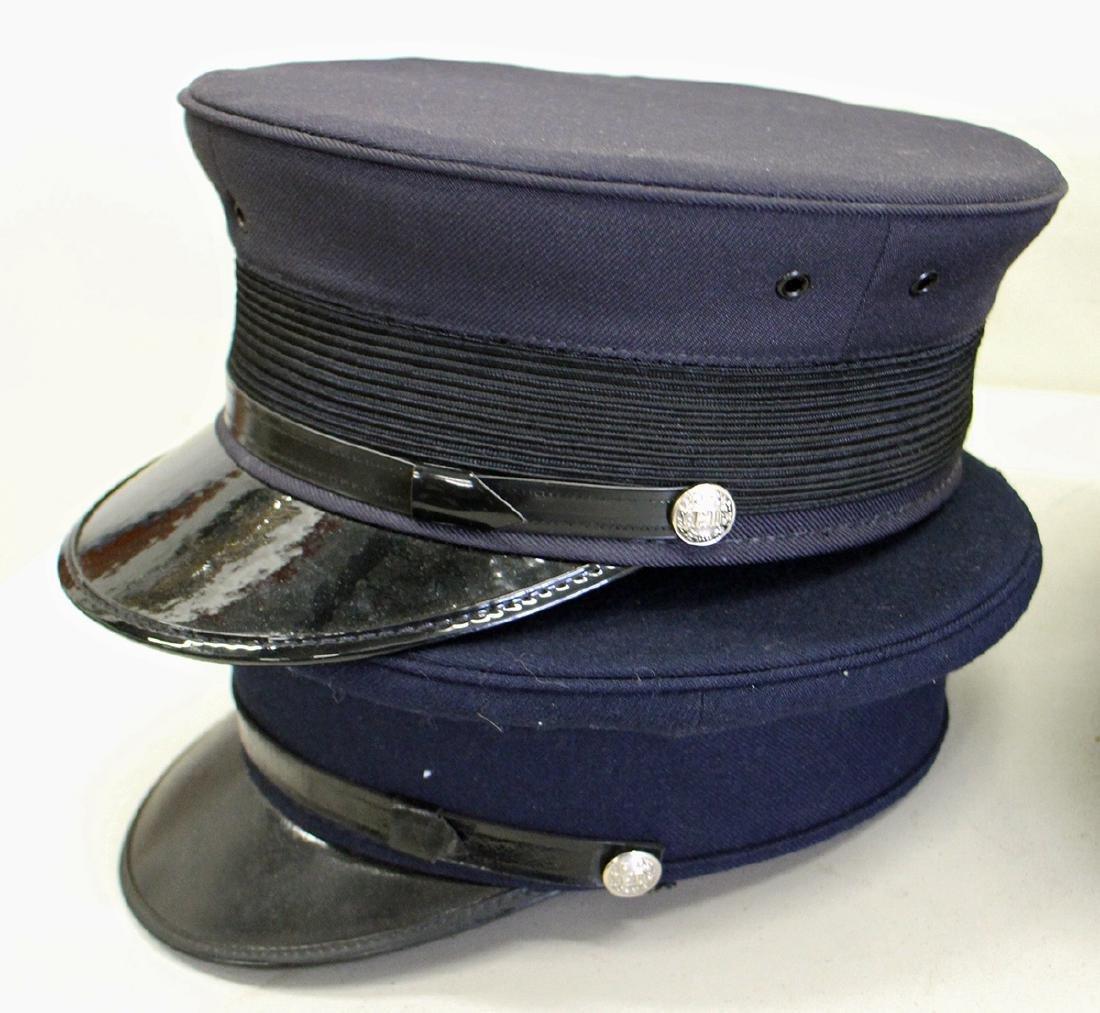 VINTAGE FIREMAN'S HATS - 2