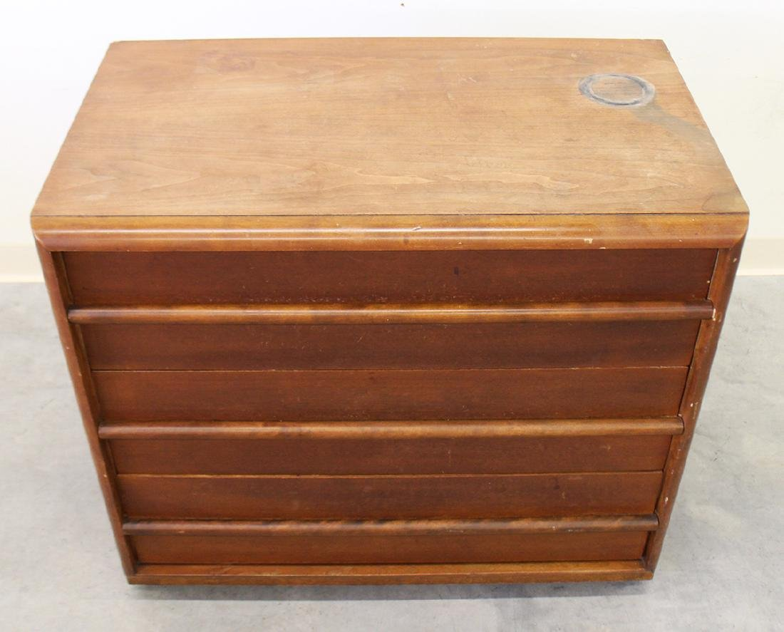 VINTAGE THREE DRAWER CHEST - 2