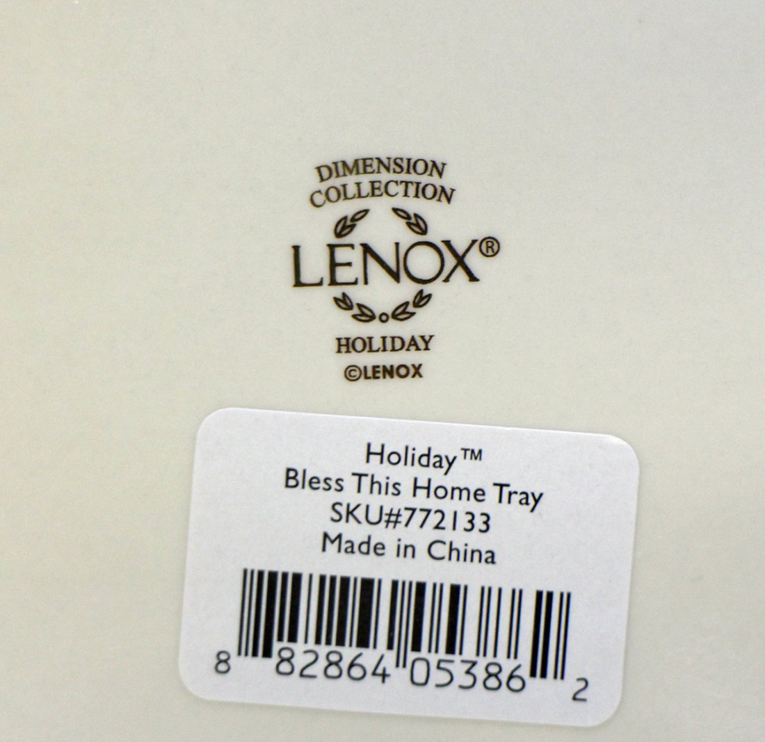LENOX HOLIDAY CHINA - 46 PIECES - 4