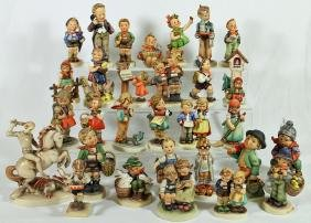 (30) HUMMEL FIGURINES