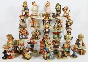 (27) HUMMEL FIGURINES