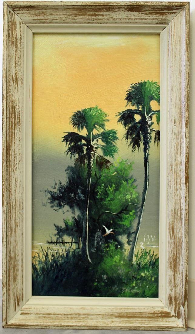 TRACY NEWTON PAINTING - 2