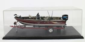 LUND PROV-V IPS HULL FISHING BOAT MODEL