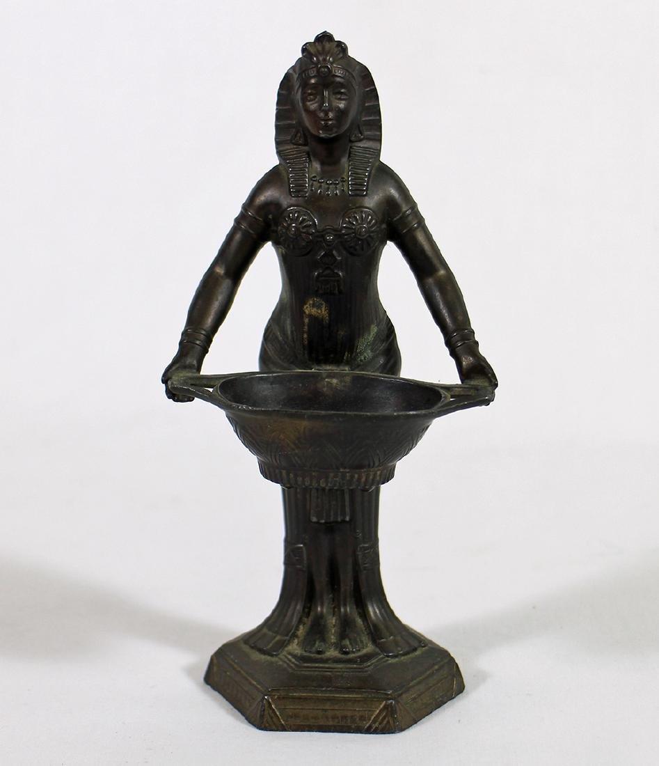 VANTINES EGYPTIAN REVIAL INCENSE BURNER