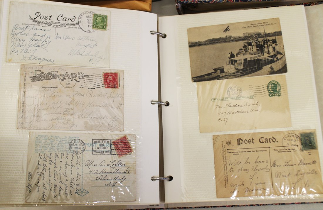 VINTAGE STAMP COLLECTION - 3