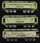 LIONEL PREWAR STEPHEN GIRARD TRAINS 424 425 426