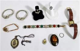 VINTAGE JEWELRY & WATCHES