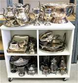 ANTIQUE & VINTAGE SILVERPLATE COLLECTION