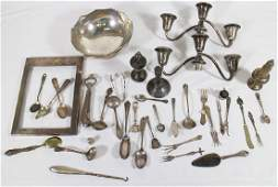 MISC STERLING  SILVER LOT