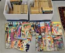 300 VINTAGE COMIC BOOKS