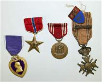 MILITARY MEDAL COLLECTION